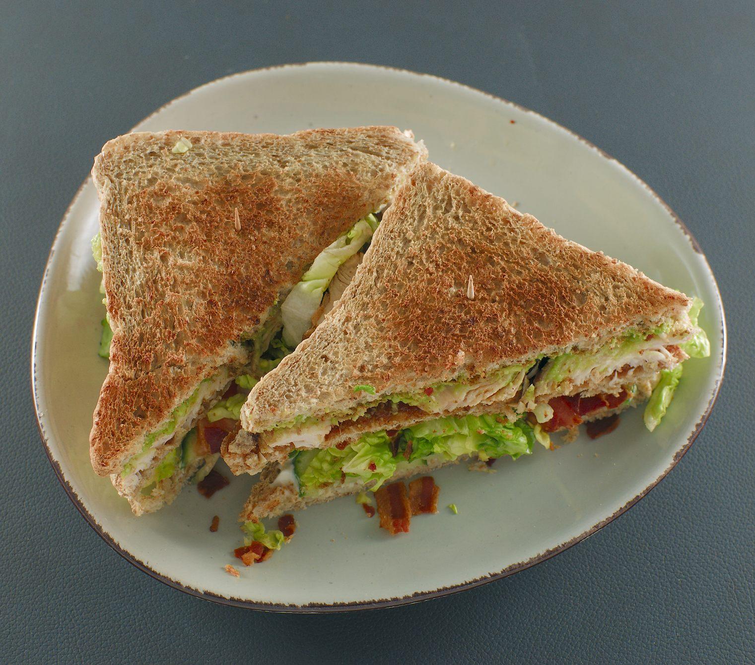 NY Club-Sandwich