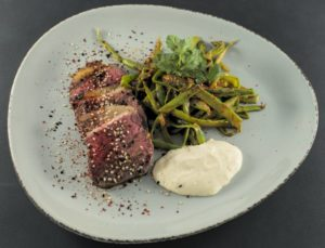 Read more about the article Spargel-Kimchi | Roastbeef | Spargel-Mayonnaise