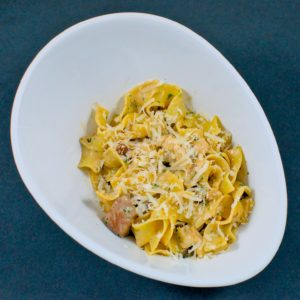 Read more about the article Steinpilz | Lammfilet | Pasta