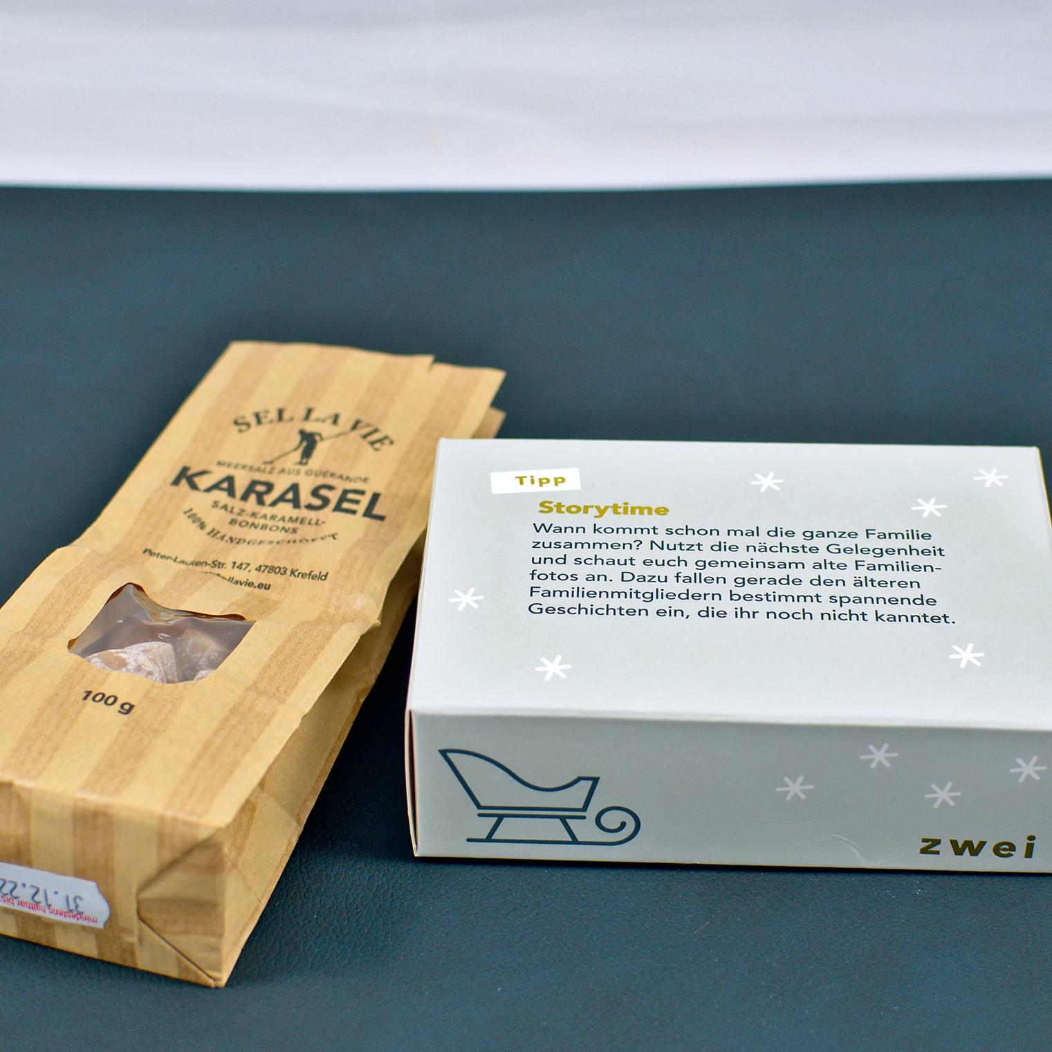 KaraSel – Salz Karamell Bonbons von Sel La Vie   2. Türchen