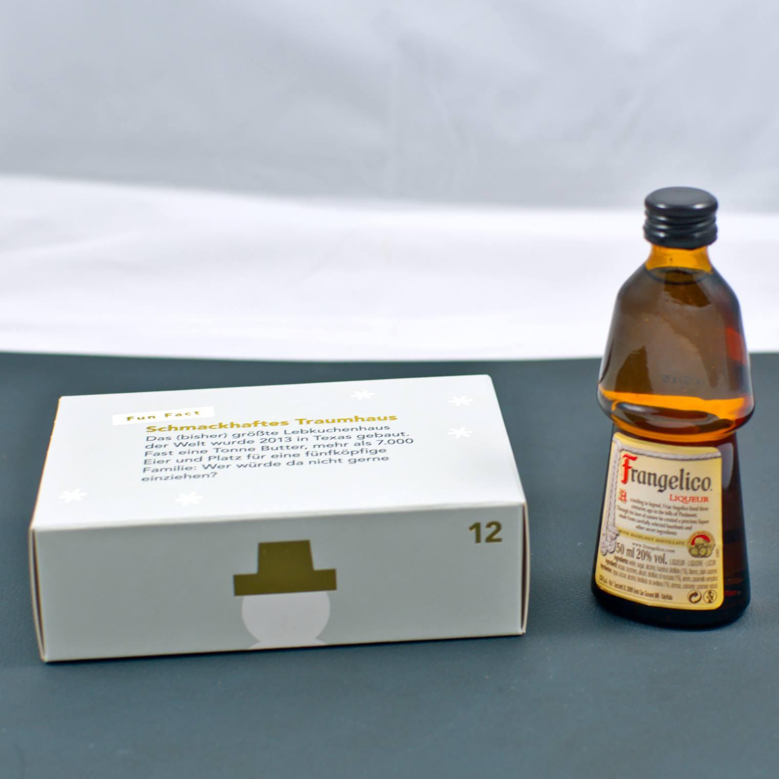 Haselnuss-Liqueur von Frangelico | 12. Türchen