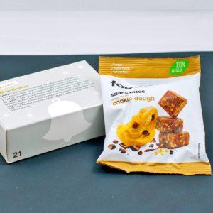 Read more about the article Cookie Dough Snack Bites von foodist   21. Türchen