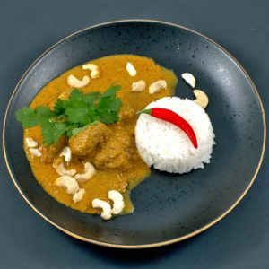 Read more about the article Lammcurry   Joghurt   Koriander   indisch