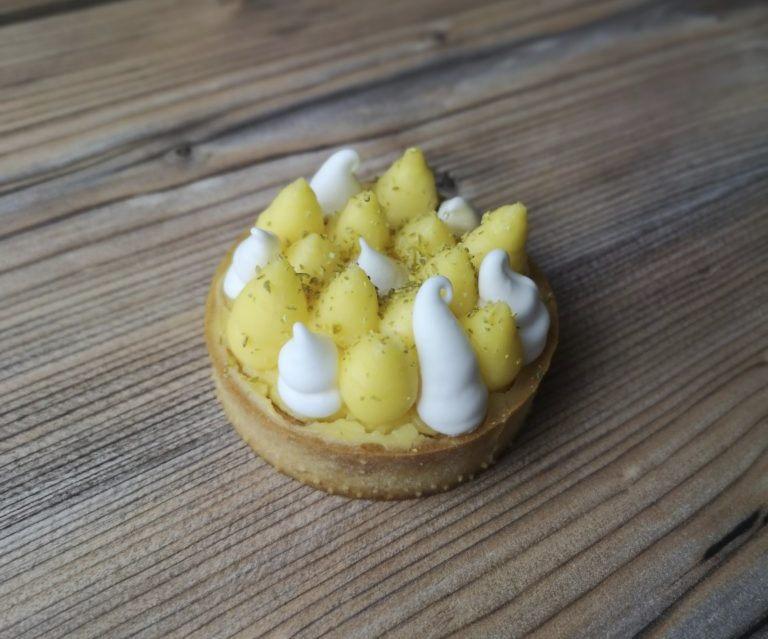 Zitronen-Baiser-Törtchen